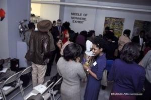 Guests at Defining Young Black Philanthropy: NY (Nov. 2012)